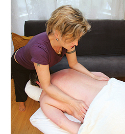 Holistic Table Massage